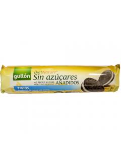 Biscuiti cacao fara zahar si crema lapte Gullon 147g