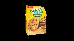 Biscuiti cu crema de ciocolata si alune Belvita 250g