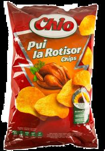 Chips pui la rotisor Chio 100g