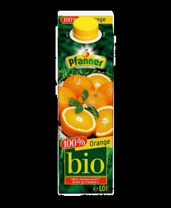 Bautura racoritoare cu aroma de portocale Pfanner Bio 1L