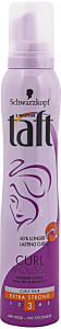 Spuma Taft Curl Mousse Ultra Strong 3 200ml