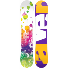 Placa Snowboard Raven Lucy Jr Multicolor 146