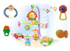 Set jucarii bebe, SJB, peste, Primii Pasi