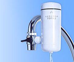 Aquaphor Topaz - Filtru apa robinet