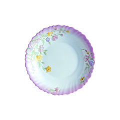 Farfurie adanca opal 21 cm Elise, Luminarc