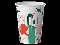 Set 15 pahare biodegradabile 240 ml, Artw