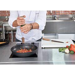 Tigaie aluminiu 28x5.5 cm, Chef Sorin Bontea