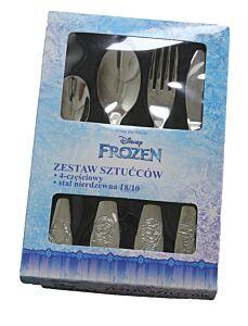 Set tacamuri copii 4 piese, Frozen