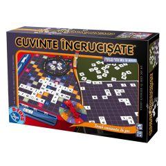 Joc colectiv clasic-Cuvinte incrucisate, D-Toys