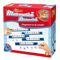 Joc colectiv Matematica distractiva, D-Toys
