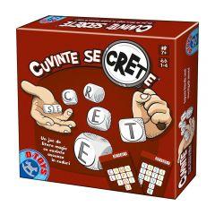 Joc colectiv-Cuvinte secrete, D-Toys