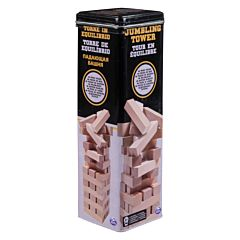 Turnul buclucas, cutie din metal