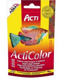 Hrana pesti plic ActiColor Aqua-El