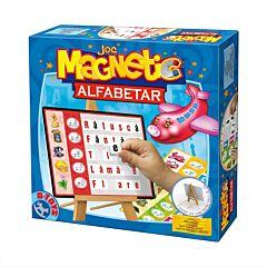 Joc magnetic Alfabetar cu tabla, D-Toys