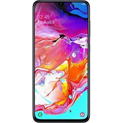 "Telefon mobil Samsung Galaxy A70, 6.7"", Dual SIM, 128GB, 6GB RAM, NFC, USB Type-C,  4G, Negru"
