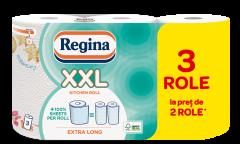 Prosop bucatarie Regina XXL 2 straturi, 3 role