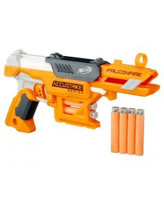 Blaster Falconfire, Nerf