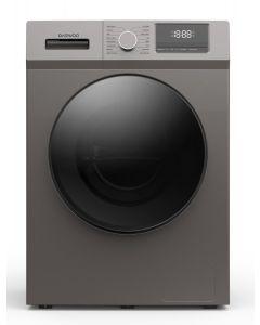 Masina de spalat DWD-8T1227P Daewoo, Clasa A+++, 8.5Kg, 1200rpm, Led Display, 16 Programe, Gri