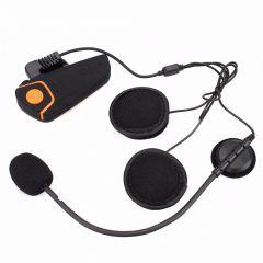 Sistem de comunicare moto Intercom BT S2 Bluetooth, FM Radio