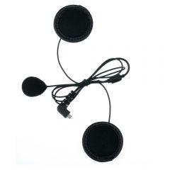 """Microfon """"soft"""" compatibil BT-S2 dedicat castilor fullface"""