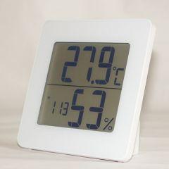 Termohigrometru digital Koch (incl. ceas si alarma)