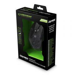 Mouse gaming cu fir, pentru jucatori incepatori si experimentati, LIGHTING, 6 butoane