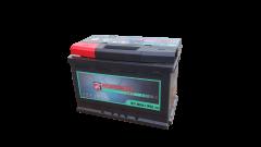 Baterie auto Sorgeti Forte 80Ah inversa