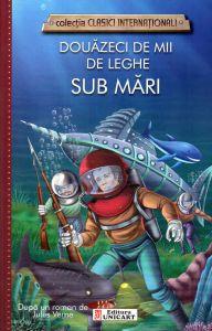 Douazeci de mii de leghe sub mari (clasici internationali)