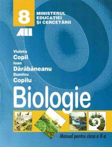 Biologie. Manual pentru clasa a VIII-a (Copil)