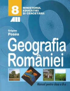 Geografie. Manual pentru clasa a VIII-a
