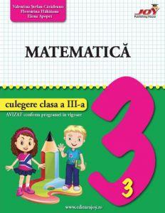 Matematica - Culegere - Clasa a III-a