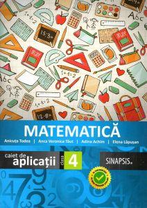 Matematica, clasa a IV-a, 2016