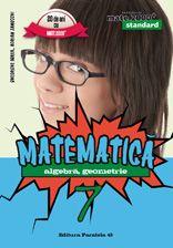 Matematica. Algebra, geometrie. Clasa a VII-a. Standard
