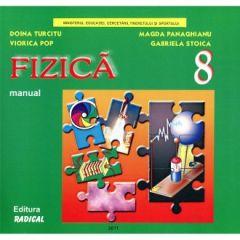 Fizica. Manual pentru clasa a VIII-a