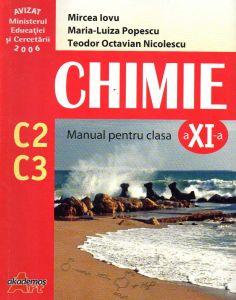 Chimie C2 - C3 manual pentru clasa a XI-a