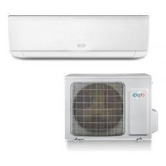 Aer conditionat tip split inverter ARGO Ecolight 12000BTU, INTELLIGENT DEFROST, Functia Turbo, Refrigerant super-ecologic R32
