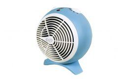 Aeroterma electrica ARGO KIRA, 2000W, Termostat reglabil, Protectie dubla impotriva supraincalzirii, 2 moduri de functionare