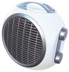 Aeroterma electrica ARGO POP ICE 2000W, 2 trepte de viteza,Termostat de camera reglabil, Control automat al temperaturiI, Protectie impotriva supraincalzirii