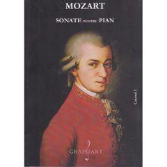 Sonate pentru pian caietul I - Mozart