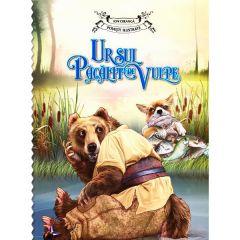 Ursul pacalit de Vulpe - Ion Creanga - Povesti ilustrate