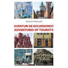 Aventuri de excursionist, Adventures of Tourists - Emilia Muller