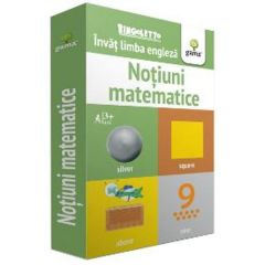 Notiuni matematice - Invat limba engleza