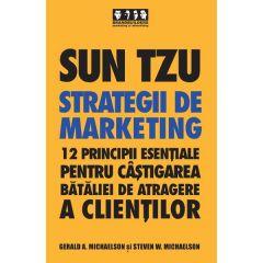 Strategii de marketing - Sun Tzu
