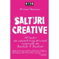 Salturi creative - Michael Newman