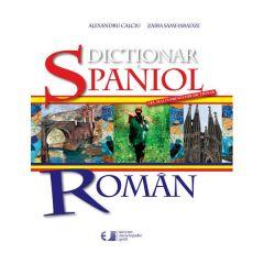 Dictionar spaniol-roman - Alexandru Calciu, Zaira Samharadze