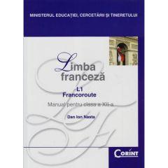 Manual franceza Clasa 12 L1 2008 - Dan Ion Nasta