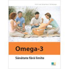 Omega-3, sanatate fara limite - Michael Hamm