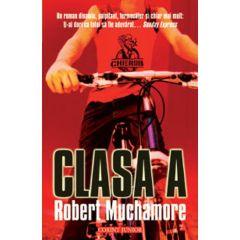 Cherub: clasa A - Robert Muchamore