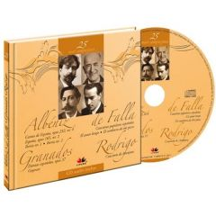 Mari compozitori vol. 25: Albeniz, De Falla, Granados, Rodrigo