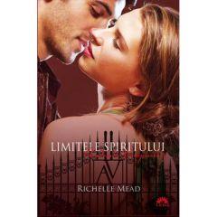 Academia vampirilor vol. 5 Partea I: Limitele spiritului (Ed. de buzunar) - Richelle Mead
